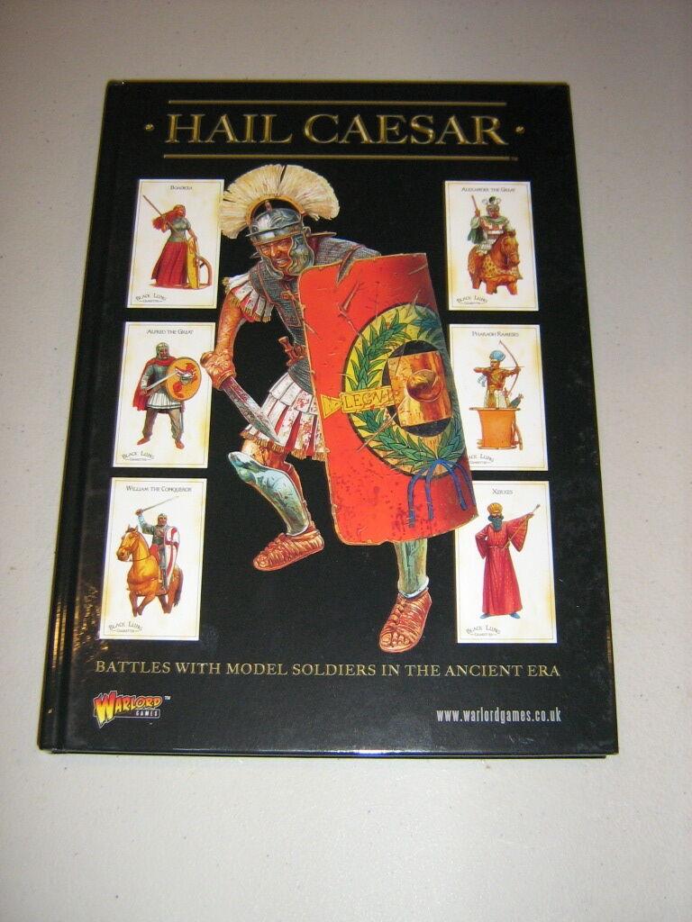 Hail Caesar  batallas con modelo soldados en la Edad Antigua (Nuevo)