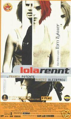 Lola rennt VHS NEU OVP