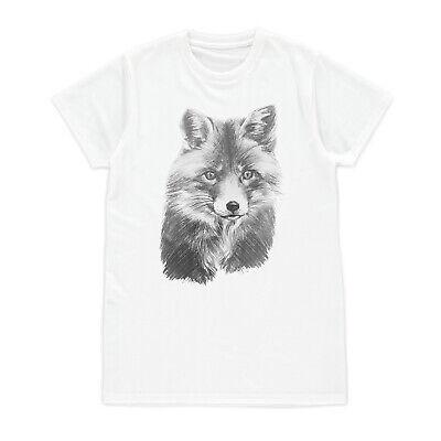 Owl T Shirt Vegan Animal Bird Boho Wildlife Gift Womens Girls Mens Printed Tee