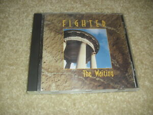 Fighter-The-Waiting-1991-CD