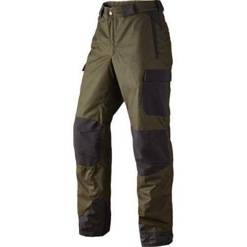 Seeland Prevail Frontier Trousers para Hombre Impermeable Grizzly Marrón o haya verde