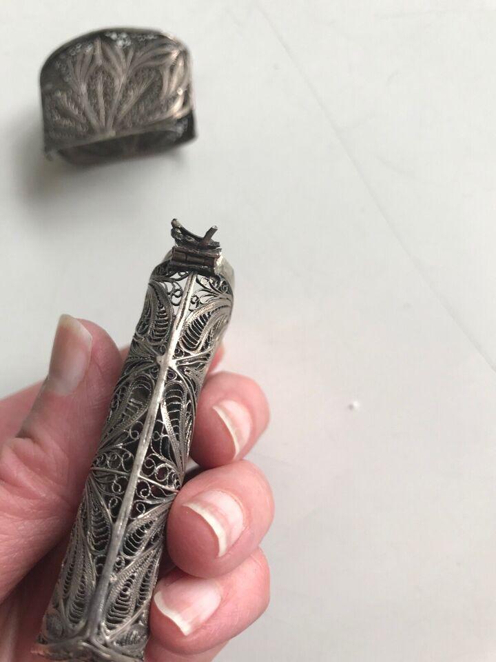 Andet smykke, sølv