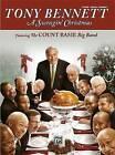 Tony Bennett: A Swingin' Christmas by Tony Bennett (Paperback / softback, 2009)