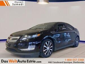 2013 Chevrolet Volt Premium, hybride rechargeable, bas kilo!