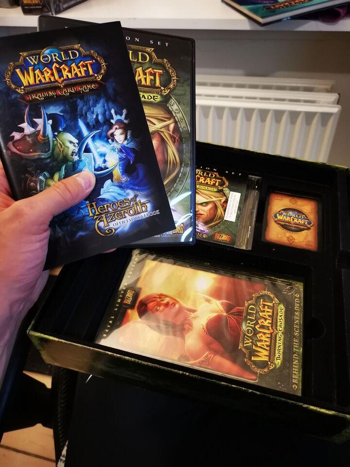 World of warcraft the burning crusade, til pc, til Mac
