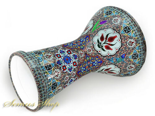 Zubehör Orientalische Profi Solo Darbuka Darabuka Aluguß Handmade inkl