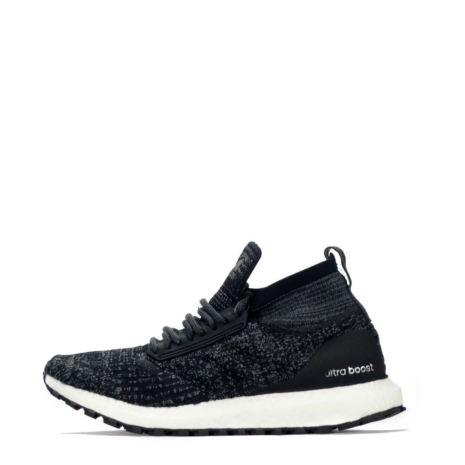 adidas Ultra Boost All Terrain Men's Mid Ankle Running Shoes Noir/ Gris
