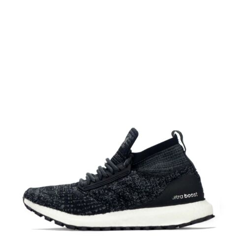 Todo Boost Atletismo Zapatos Negros Medio Ultra Adidas Tobillo Hombre Terreno Eqa0Wc5R