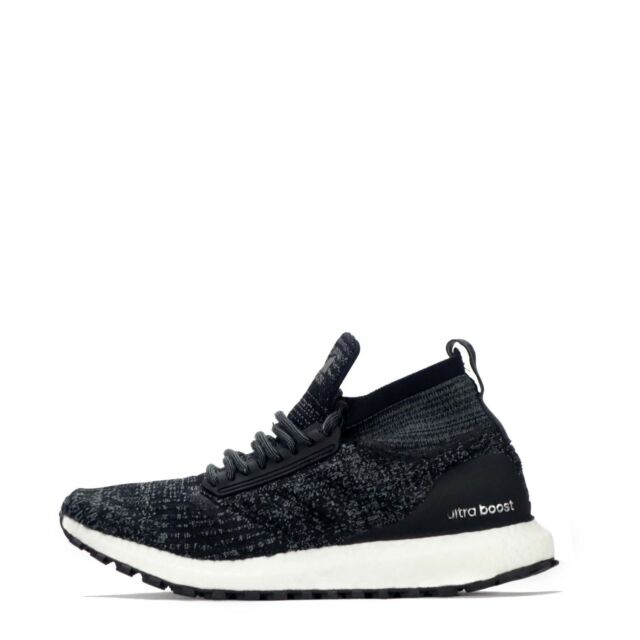 95125346e41a adidas Ultra Boost All Terrain Men s Mid Ankle Running Shoes Black Grey