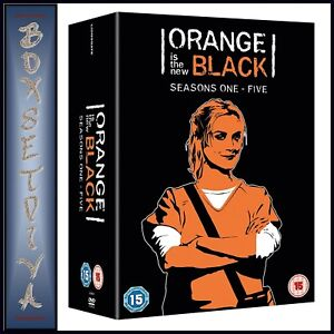ORANGE-IS-THE-NEW-BLACK-COMPLETE-SERIES-1-2-3-4-amp-5-BRAND-NEW-DVD-BOXSET