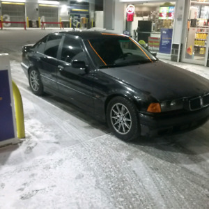 1996 bmw328i 3000 obo or trade for 4x4 truck