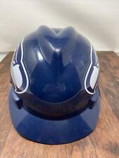 Msa V Gard Cap Type Seattle Seahawks Nfl Hard Hat Ratchet Suspension Medium