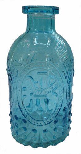 Dekoflasche Glasflasche Vintage Landhaus Likörflasche Vase Korkenglas Glas