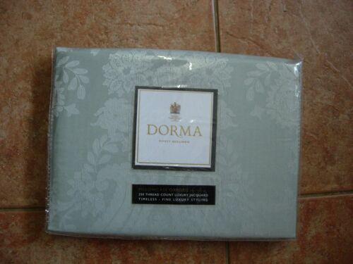 """DORMA /""""Fabien Duck Egg/"""" Oxford Taie d/'oreiller Entièrement neuf sous emballage"""
