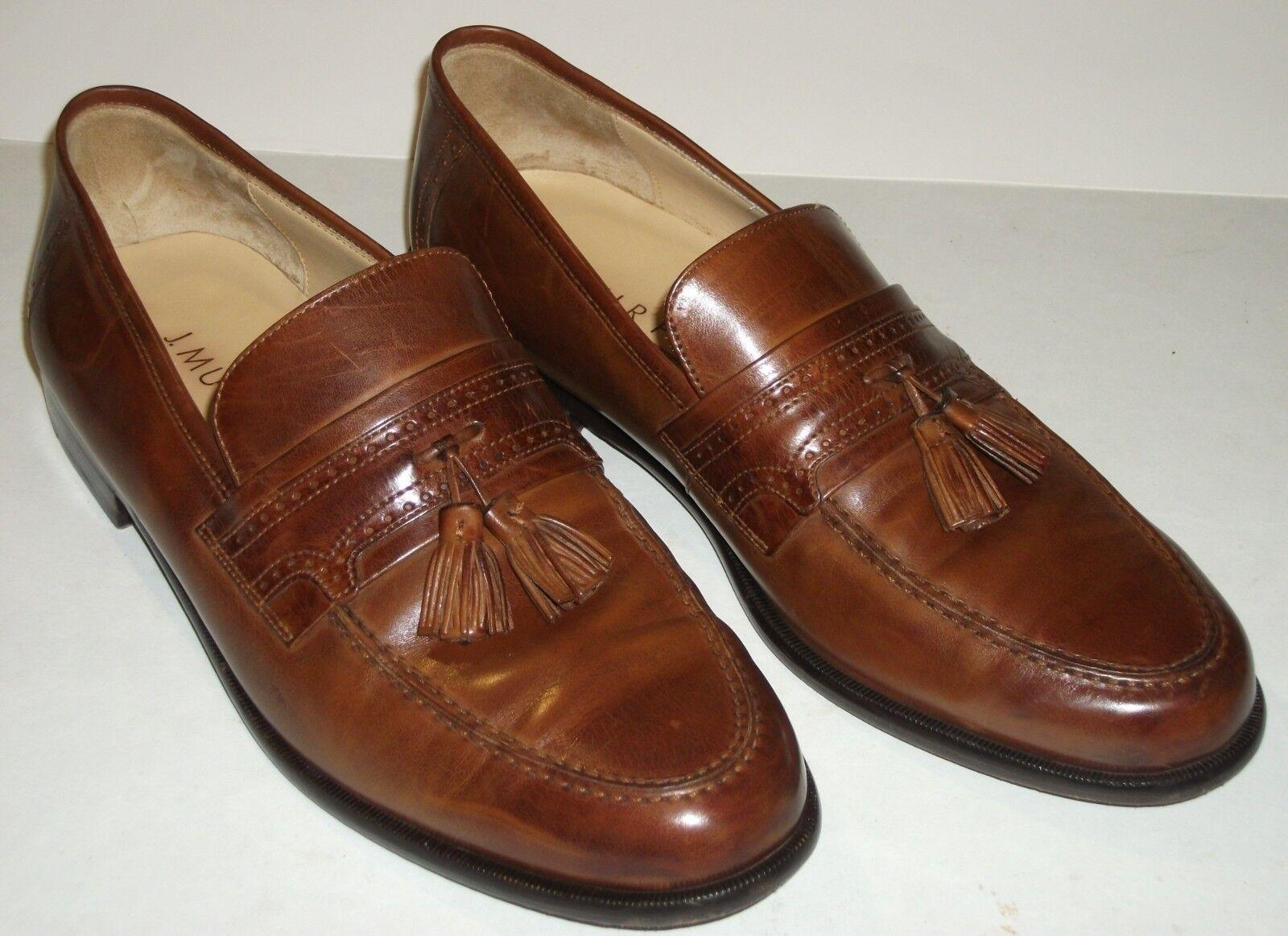 J. Murphy Murphy Murphy - By Johnston & Murphy - braun - Slip on Loafer - Dress schuhe Größe 11M c23de5