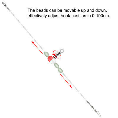 Cornish Quality Sea Rigs high quality sea fishing rigs 10x pulley pennel rigs...