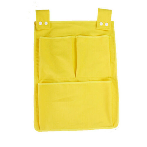 Baby Cot Rooms Nursery Hanging Storage Bag Bed Crib Organizer Toy Clothes Bag CB