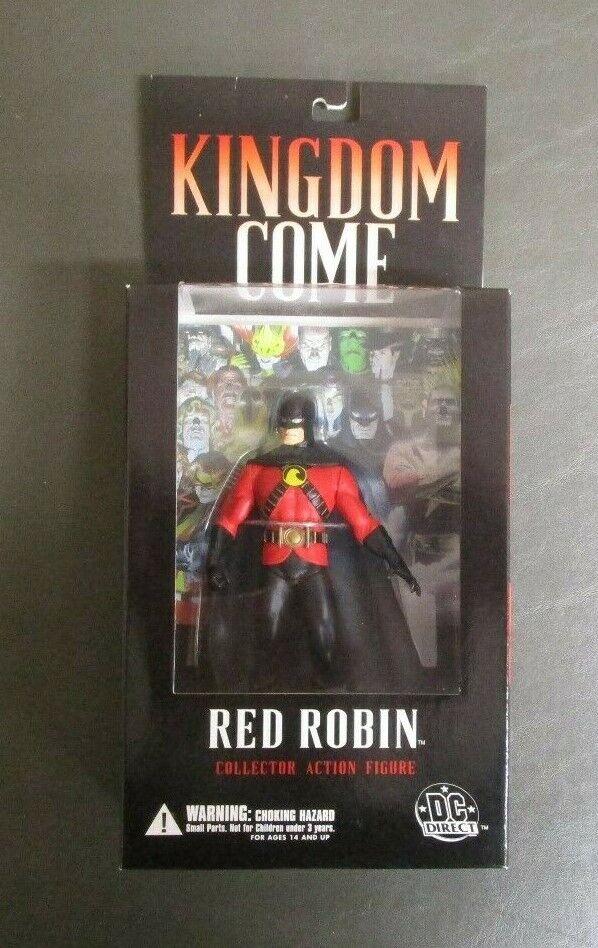 Red Robin Robin Robin Kingdom Come DC DIRECT Collector Action Figure MIB GV bf676d