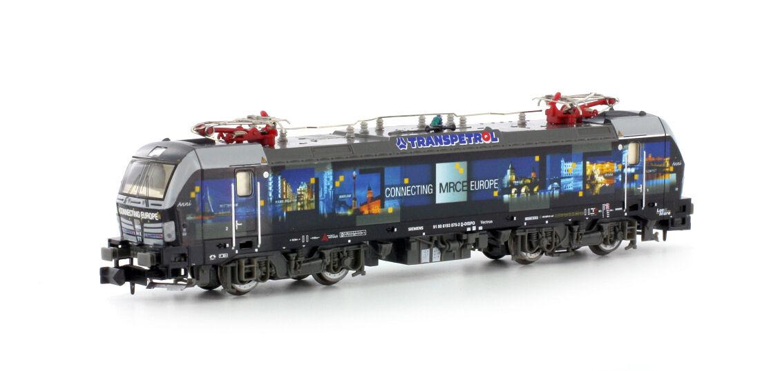 Hobbytrain 2977 E-Lok Br 193 Vectron Mrce   Collega L'Europa     Nuovo in