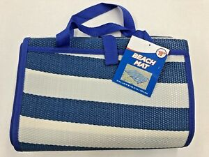 Details About Picnic Blanket Beach Mat Large Straw Sand Free Camping Rug Waterproof New