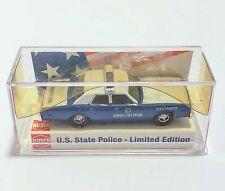 BUSCH 46657 PLYMOUTH FURY SHERIFF 1:87