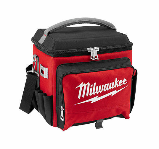 NEW Milwaukee Jobsite WORK Cooler 48-22-8250 New 21 QUART GREAT SALE PRICE