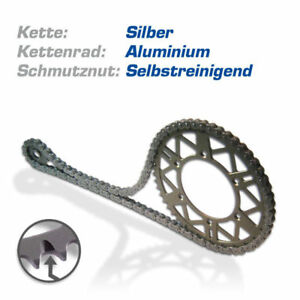 KTM-Chain-Set-EXC-F-250-Year-2010-2012-with-Alloy-Sprocket-Self-Cleaning