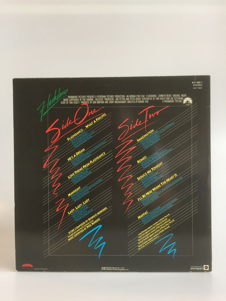 Flashdance LP / Vinyl