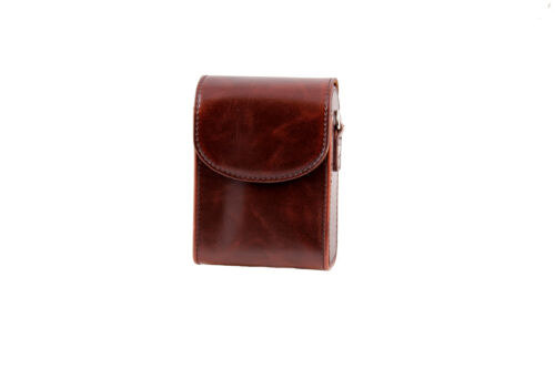 Leather Camera Case For CANON IXUS 190 285 HS
