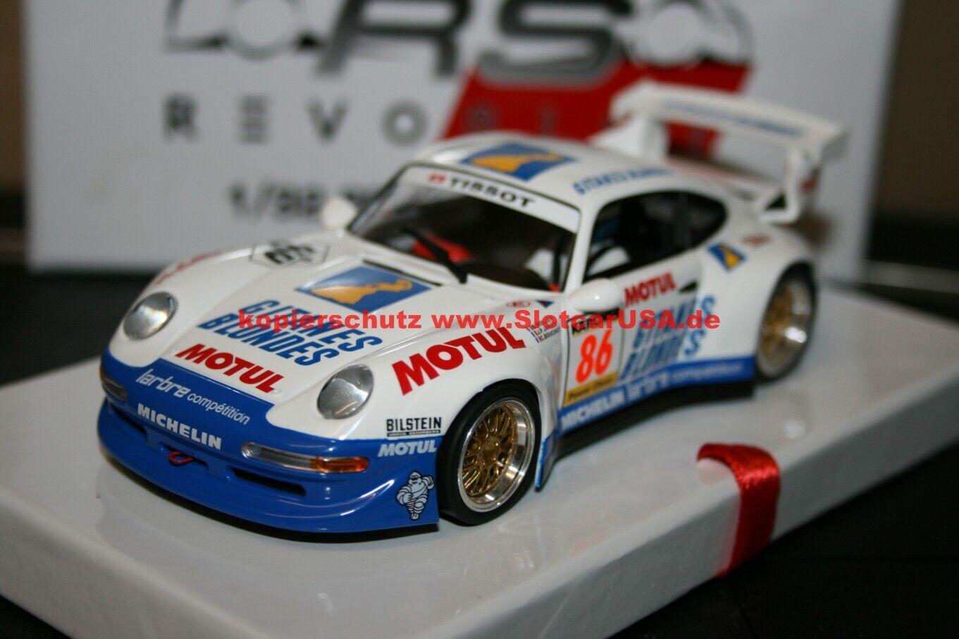 RevoSlot RS0017 Porsche 911 GT2 4H Jarama 1995 - Nr. 86
