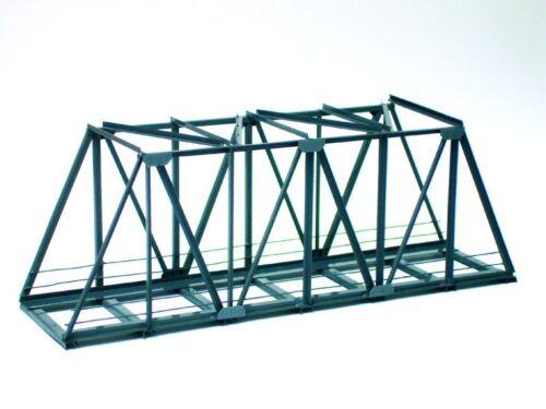 Fertigmodell Messepreis Neuware Vollmer  HO 42562 Kastenbrücke aus Metall