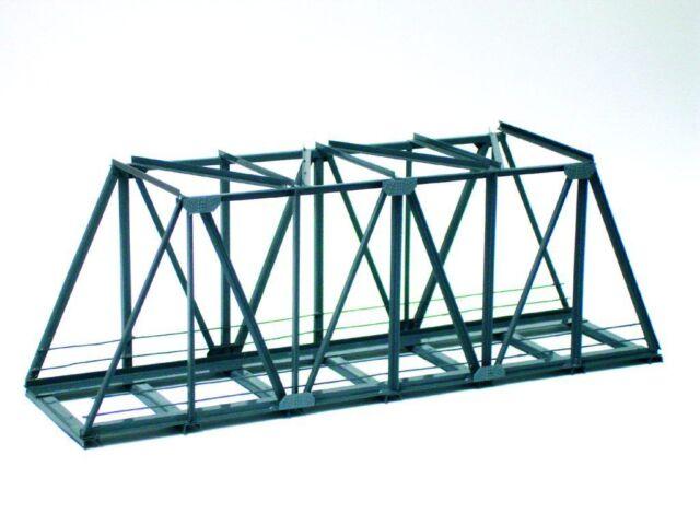 Fertigmodell Sonderpreis Neuware Vollmer H0 42562 Kastenbrücke aus Metall