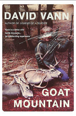 1 of 1 - Goat Mountain-ExLibrary