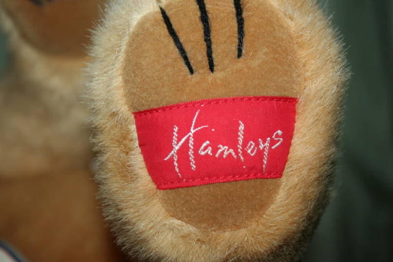 Hamleys Heritage Collection Bears Collection Heritage Jointed Teddy HENRY 08ae57