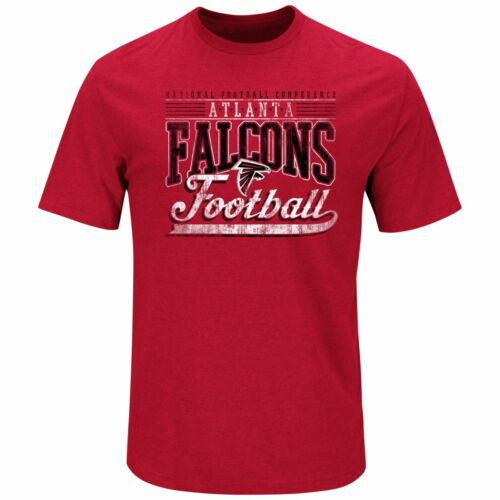 Majestic BALL CARRIER Shirt Atlanta Falcons rot