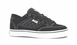 b53259ab62bf4d VANS VN-0XGDYG7 BRASCO Yth s (M) Black White Suede Skate Shoes