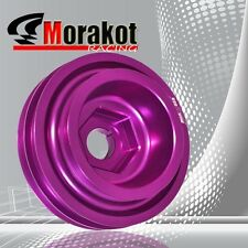 Civic/Integra B16/B18/B20 DOHC Crank Shaft Case Harmonic Balancer Pulley Purple