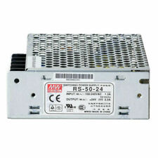 Mean Well Rs 50 24 24v 22amp 528w Ac To Dc Power Supply Single Output 155