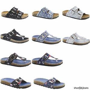 New-Women-039-s-Casual-Comfort-Buckle-Straps-Sandals-Flip-Flops-Platform-Flat-Shoes