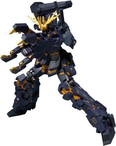Robot Spirits  Unicorn Gundam 02 Banshee Mobile Suits (Destroy Mode) Bandai