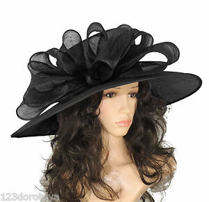 Black-Large-Ascot-Hat-for-Weddings-Ascot-Derby-in-many-colors