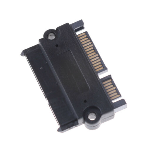 22Pin 7+15 Pin Male Plug To Sata 22Pin Female Jack Convertor M//F Adapter Sas VvV