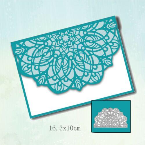 Stanzschablone Blume Blätter Hochzeit Geburtstag Oster Weihnachten Karte Album