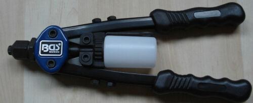 auch Stahlnieten 220 mm Grifflänge Blindnietzange BGS Profi-2-Arm-Nietzange