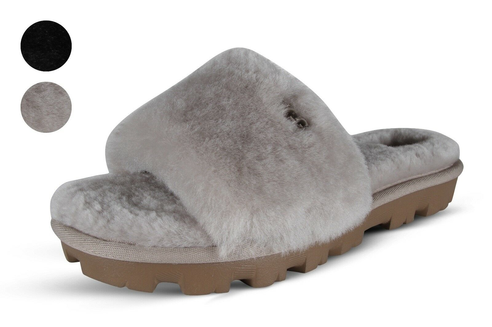9fee52f0dafd UGG Womens Slippers Cozette Oyster Size 6 for sale online