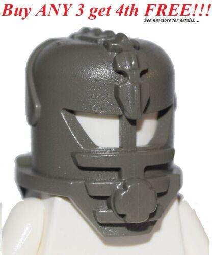 ☀️NEW Lego Minifig Hat Classic Dark GRAY Underwater Stingray Mask Helmet scuba
