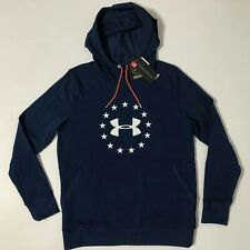 Under Armour Freedom Microthread Hoodie 1305242 Women/'s New