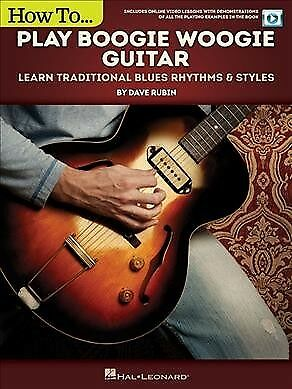 ... How to Play Boogie Woogie Guitar Learn Traditional Blues Rhythms /& Styles