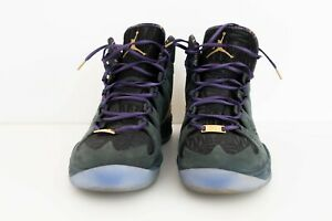 watch 67697 f7028 Details about Air Jordan Melo 10 Black History Month size 13