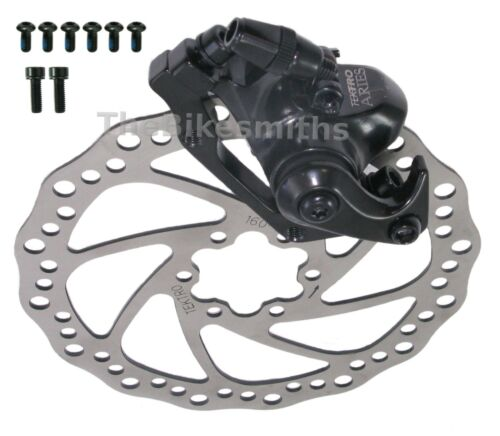 TEKTRO MD-M300 ARIES Mountain Bike Mechanical Disc Brake w// 160mm rotor F or R